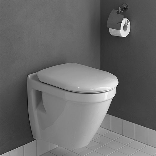 Toilets and sanitary ware