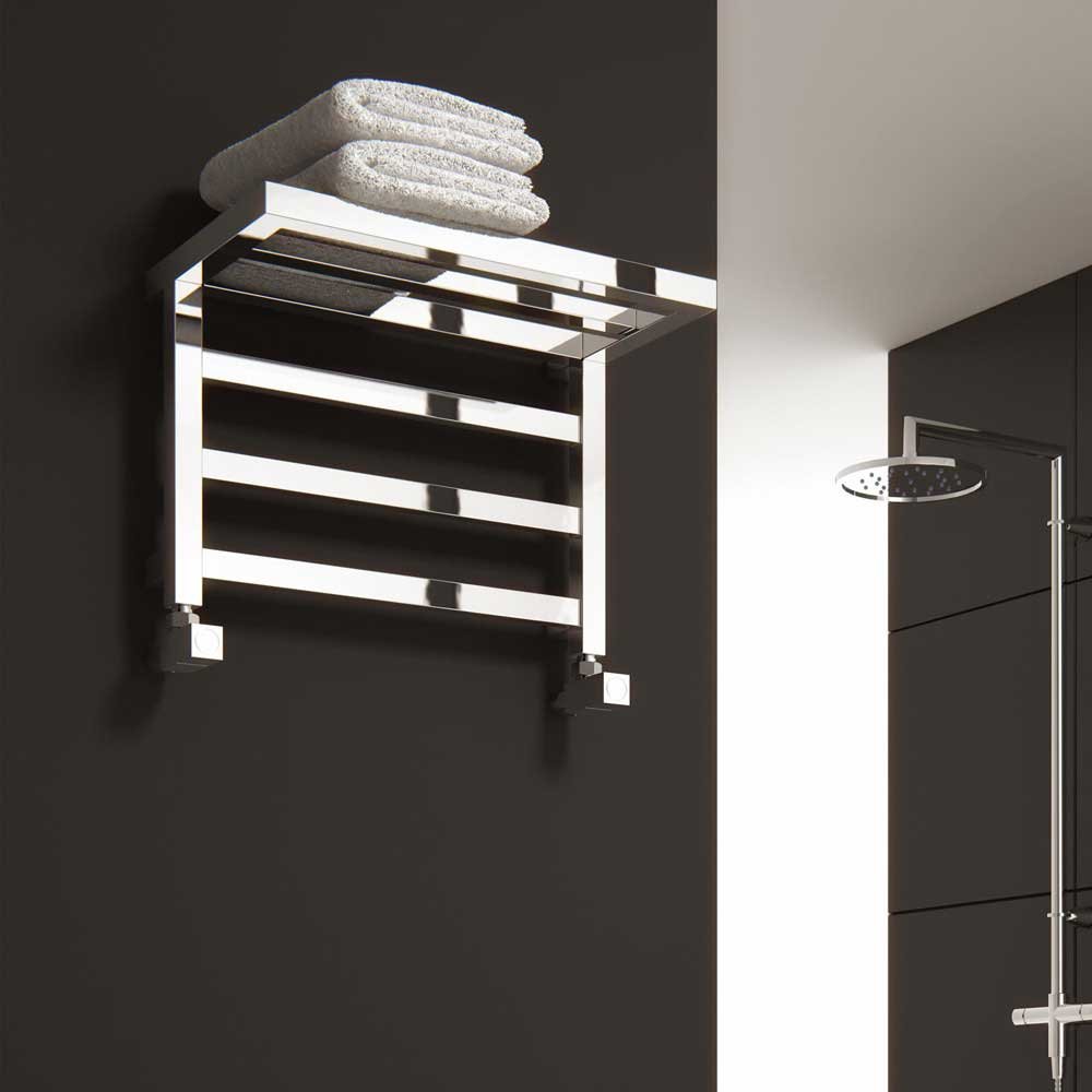 Towel rails and radiators