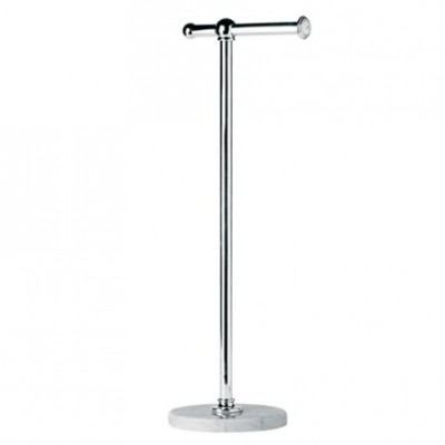 LB-4957-EDWARDIAN-FREE-STANDING-PAPER-HOLDER-WITH-MARBLE-BASE-0x444