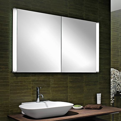 Bathroom cabinets and mirrors