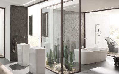 Built to be seen and admired – the Monolith basin from BETTE