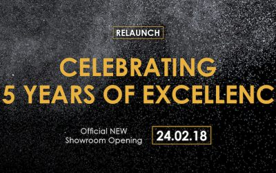 Showroom Relaunch – Amazing special offers available